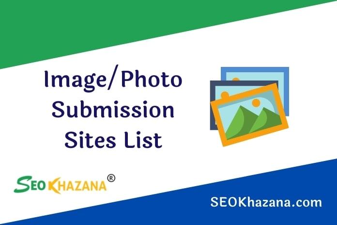 Image Submission Sites List
