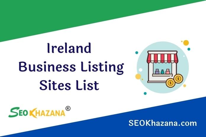 Ireland Business Listing Sites List