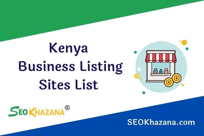Kenya Business Listing Sites List