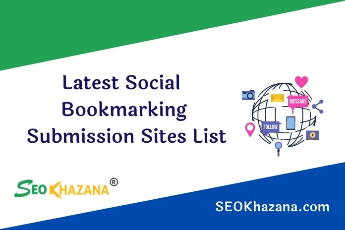 Latest Social Bookmarking Submission Sites List