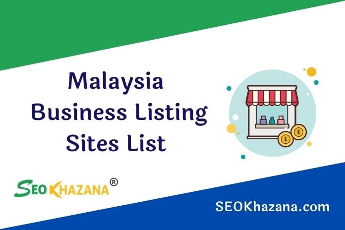 Malaysia Business Listing Sites List