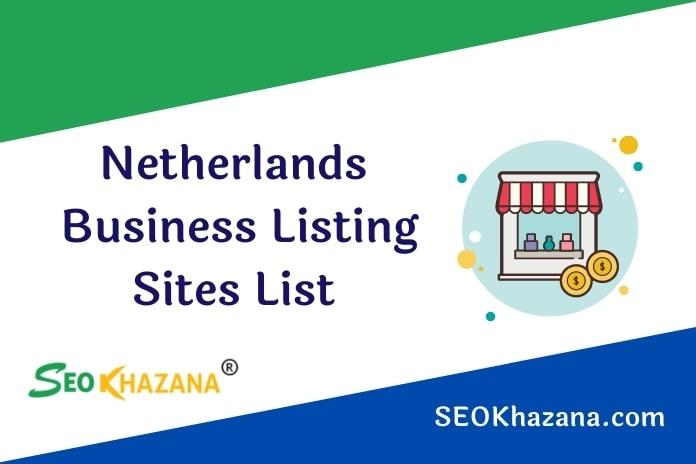 Netherlands Business Listing Sites List