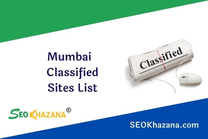 Mumbai Classified Sites List